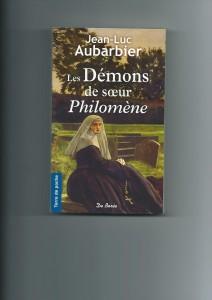 couv demons soeur philomene de boree