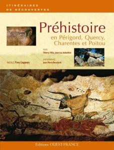 couv la prehistoire en perigord quercy