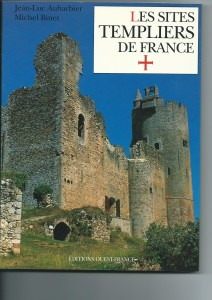 couv les sites templiers de france