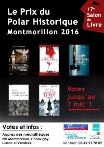 affiche prix montmorillon 2016