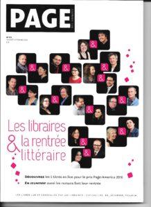 Page 179 rentrée littéraire 2016